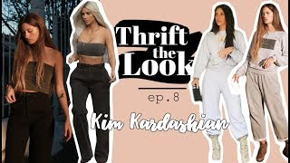 Kim Kardashian Yeezy Outfits - Thrift The Look Ep.8