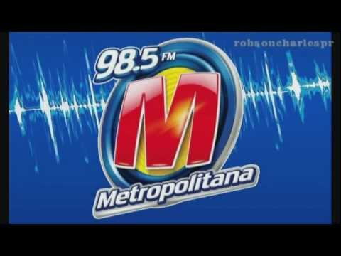 radio metropolitana fm   98.5 sao paulo - 1997