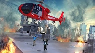 Super Helicopter Rescue 911 (by Awesome Addictive Games) Android Gameplay [HD](With Super Helicopter Rescue 911 Game get ready to be the hero of your town by saving stuck in buildings on fire! Google Play link: ..., 2017-02-25T13:47:27.000Z)