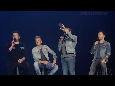 Accoustic Medley - Westlife live in Manila 2019