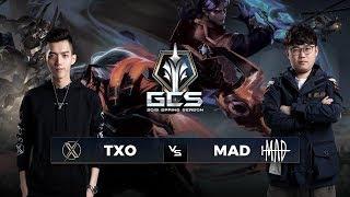 TXO vs MAD Team - Ngày 3 Tuần 5 - GCS Mùa Xuân 2019 - Garena Liên Quân Mobile