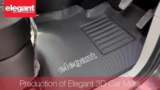 3D Floor Mats For Cars | Production of 3D Foot Mats | Best Floor Mats For Cars India