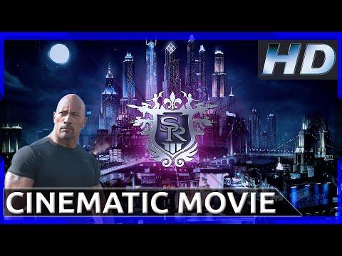 Saints Row IV + DLC : Cinematic Movie - As Dwayne Johnson (HD 1080p)