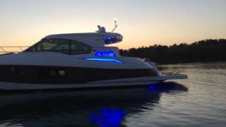 2013 Cruisers Yachts 45 Cantius 360 video