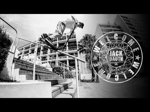 UA | WELCOME JACK DAUTH