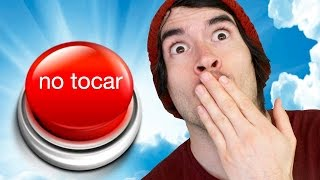 TOCAR O NO TOCAR? | Will You Press The Button - JuegaGerman