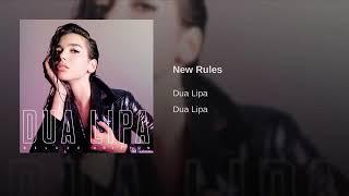 Скачать Dua Lipa New Rules Oficial Audio