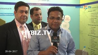 Love Gupta, Brawn Laboratories | IPHEX 2017 Exhibition Hyderabad | hybiz Video