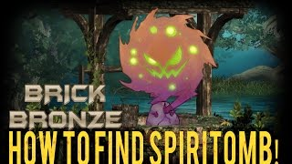 Roblox: Pokemon Brick Bronze - HOW TO FIND SPIRITOMB