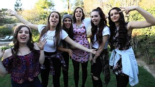 All My Friends Say (Behind the Scenes) - Cimorelli