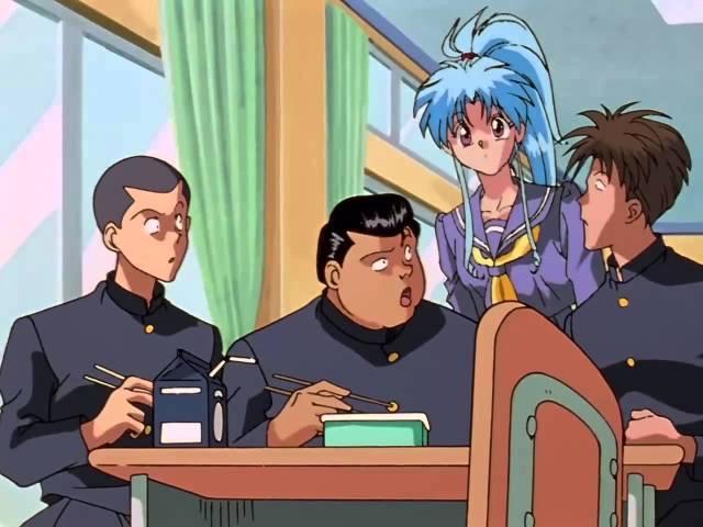Yu Yu Hakusho Episodio 67 HD Dublado