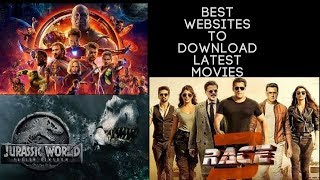 Best 3 sites to Download Latest Movies
