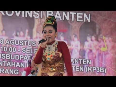 Festival Lagu Daerah 2016 tingkat Provinsi Banten