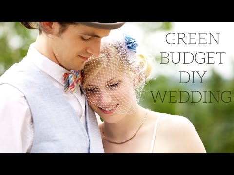 Our Green Wedding | eco-friendly, budget-friendly & DIY