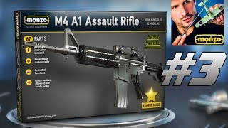 monzo m4 a1 assault rifle android gameplay 3