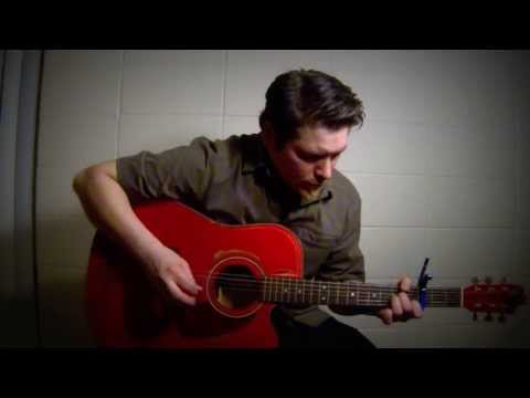 When the Stars go Blue - Ryan Adams (Acoustic Cover by Aaron Michael)
