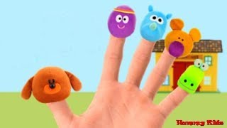 Finger Family Hey Duggee Toys Daddy Finger Hey Duggee Nursery Rhymes Episode 20