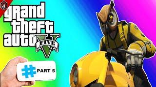 VanossGaming Editor All Grand Theft Auto V Part 5 | Video Old