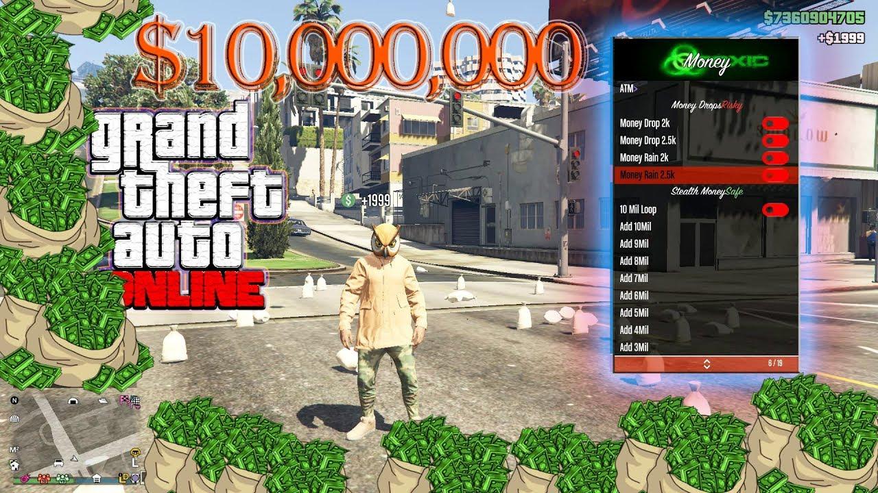 GTA 5 Online PC 1.43 Toxic Menu 2.4 w/ Stealth Money+Money