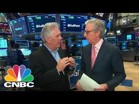 SailPoint CEO Mark McClane On Cybersecurity And The Company's IPO | CNBC