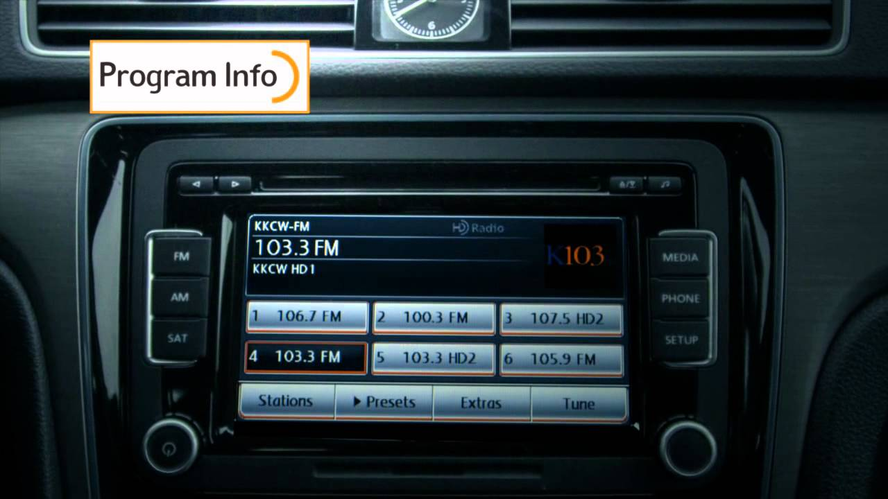 2014 2015 vw passat w hd radio technology youtube rh youtube com 2015 vw passat radio manual volkswagen passat radio manual