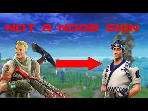 Fortnite Battle Royale BUYING MY FIRST SKIN!!?
