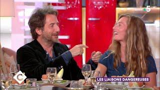 Au dîner avec Edouard Baer et Cécile de France ! - C à Vous - 10/09/2018