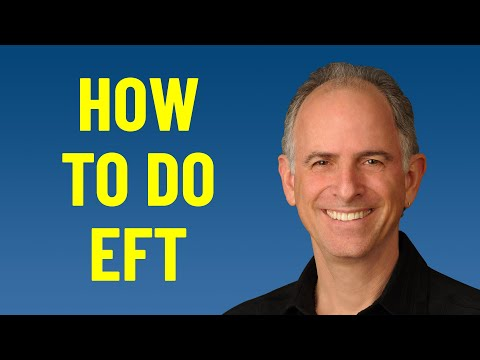 How to Do EFT Tapping Therapy - EFT Basic Recipe Tutorial
