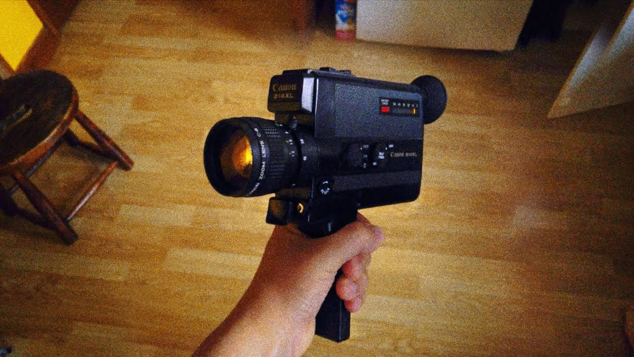 How To Shoot On Super 8 Film Youtube