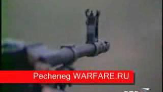 New Russian Machine Gun.flv سلاح روسي اوتوماتيكي جديد