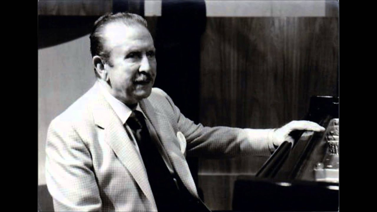 Arrau plays Bach - The Goldberg Variations BWV 988