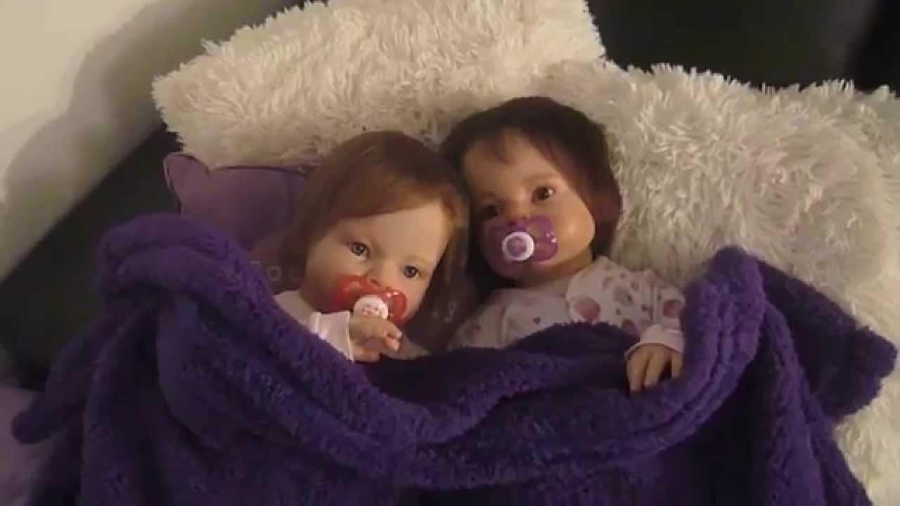 Reborn Toddler Twins Night Routine Youtube