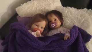 Reborn Twins Night Routine