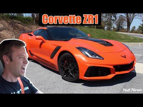 Review: 2019 Chevrolet Corvette ZR1 (Manual) - Yep, It's Insane!