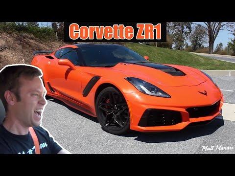 Review: 2019 Chevrolet Corvette ZR1 (Manual) – Yep, It's Insane!