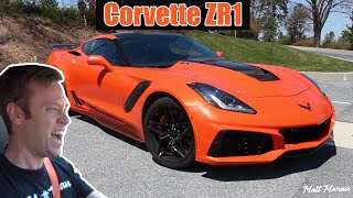 Review: 2019 Chevrolet Corvette ZR1 (Manual) - Yep, It