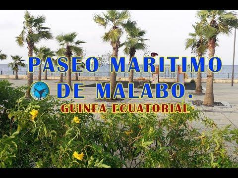 PASEO MARÍTIMO DE MALABO  EQUATORIAL GUINEA
