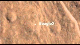 Missing Beagle 2 Mars Lander Finally Found