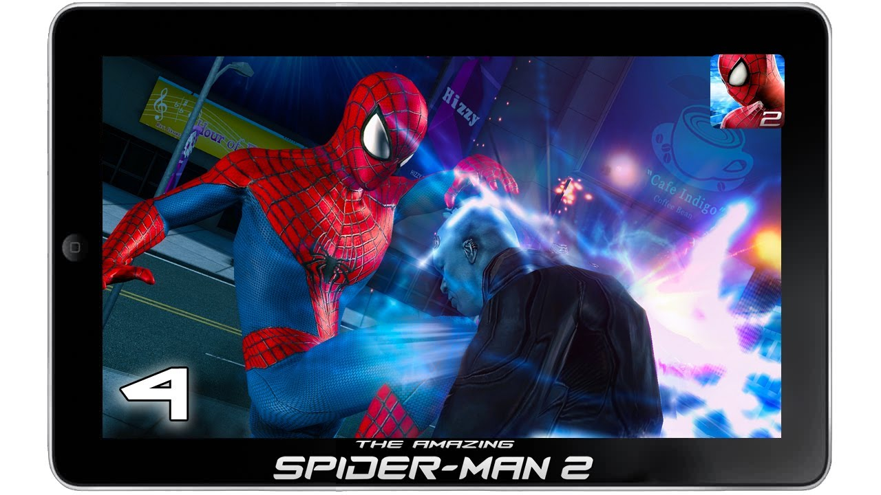bossfight electro grill lets play amazing spider man