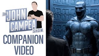 Younger Batman In The Past Or Outside Of DCEU - TJCS Companion Video