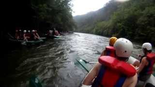 "Ocoee River Whitewater Rafting 19 ""Idiot Rock"""
