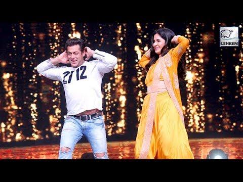 Salman Khan DANCES On Chikni Chameli With Katrina Kaif | Tiger Zinda Hai | LehrenTV
