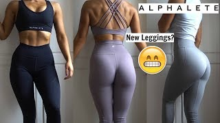 Alphalete Try On Haul | HONEST & In Depth Review
