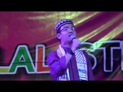 In team & Fitri Haris (ex UNIC) - Rabiatul Adawiyah (Live)