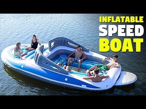 Craig Stevens - Amazon Is Now Selling Inflatable Boats That Fit 6 People