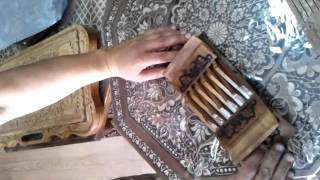 How To Setup Your Uzbek Book Holder