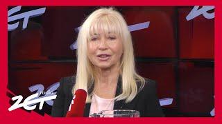 Anna Maria Wesołowska po operacji guza mózgu: Mam niesymetryczną twarz i problem z otwieraniem oka
