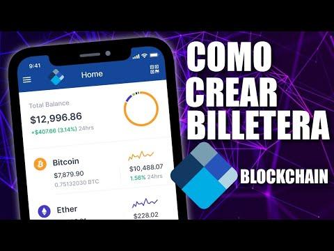 Como Crear Una Billetera Blockchain 2021| Mejor Monedero Para Criptomonedas