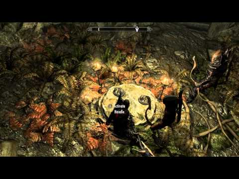 Skyrim - Find The Source Of Power In Shriekwind Bastion