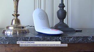 Yvelines | Silver économie : Des objets connectés pour la santé des seniors